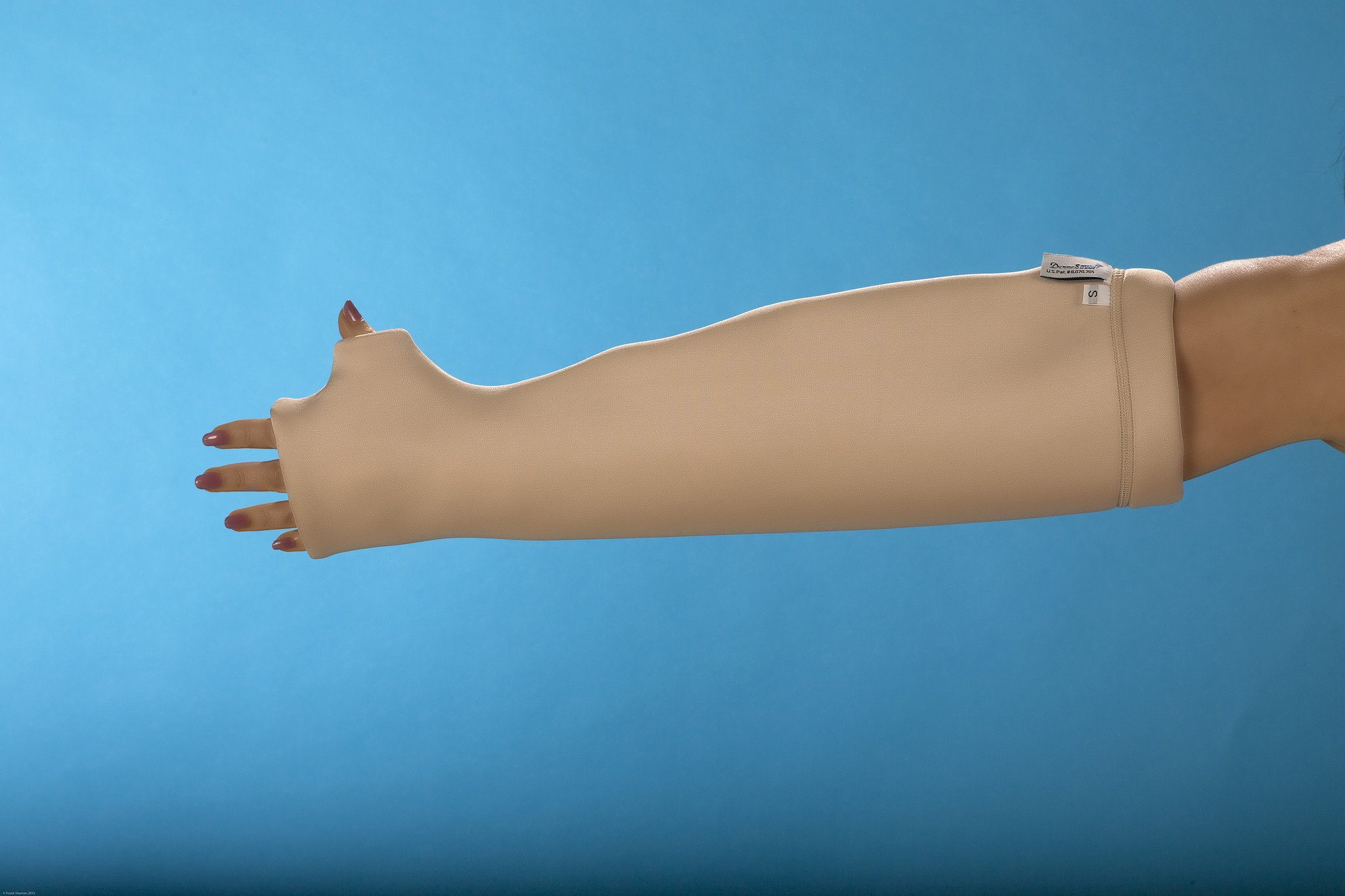Full Arm Tube with Knuckle Protector