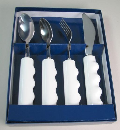Weighted Cutlery Set