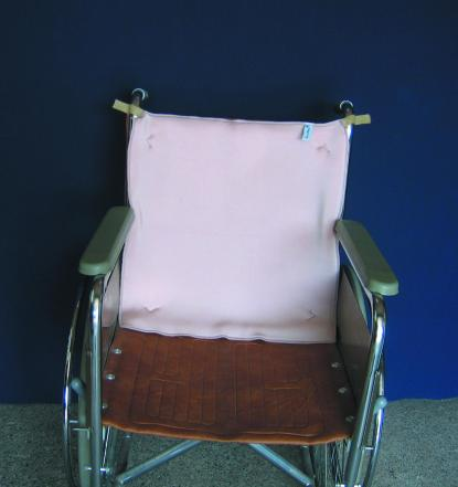 Pressure Reduction Interface Wheelchair Pad
